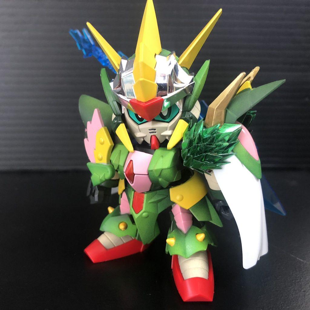 竜剣士ゼロガンダム