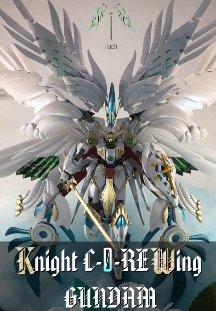 Knight C-0-RE Wing GUNDAM