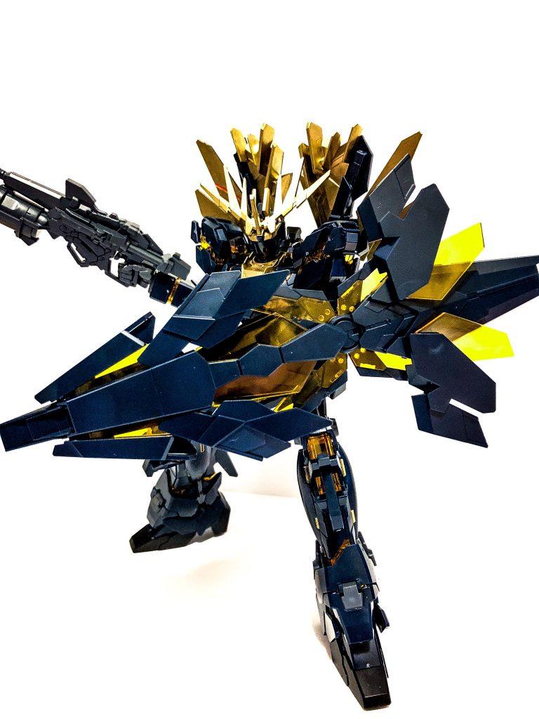 RX-0[N] UNICORN GUNDAM 02 BANSHEE NORN [DESTROY MODE]