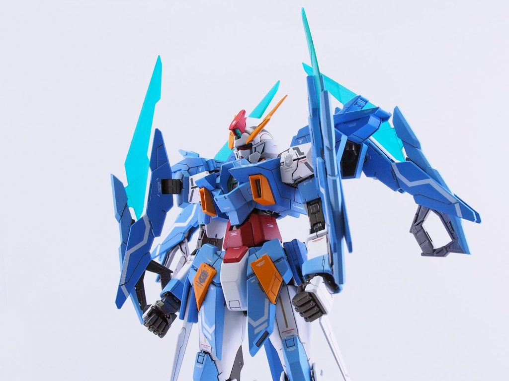 Painted MG Age 2 Magnum