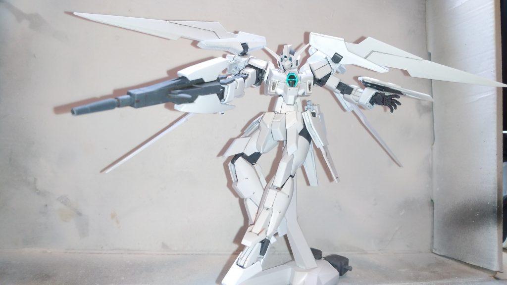 ガンダムAGE-2ノーマル 特務隊仕様