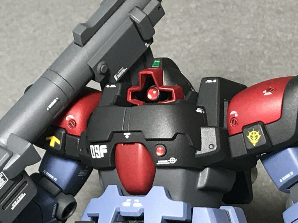 MS-09F ドムトローペン