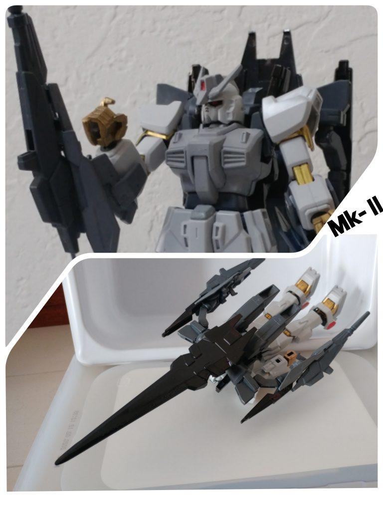 ビルド エルガンダム Mk-Ⅱ