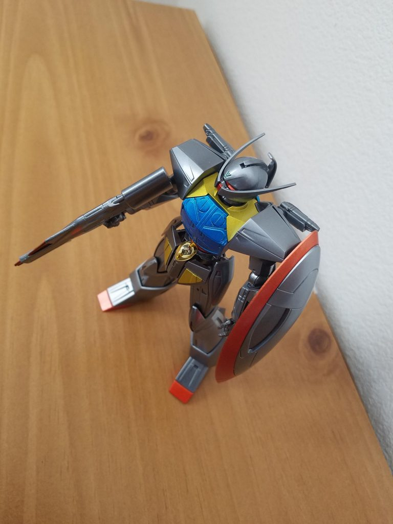 HG ∀Gundam (old build)