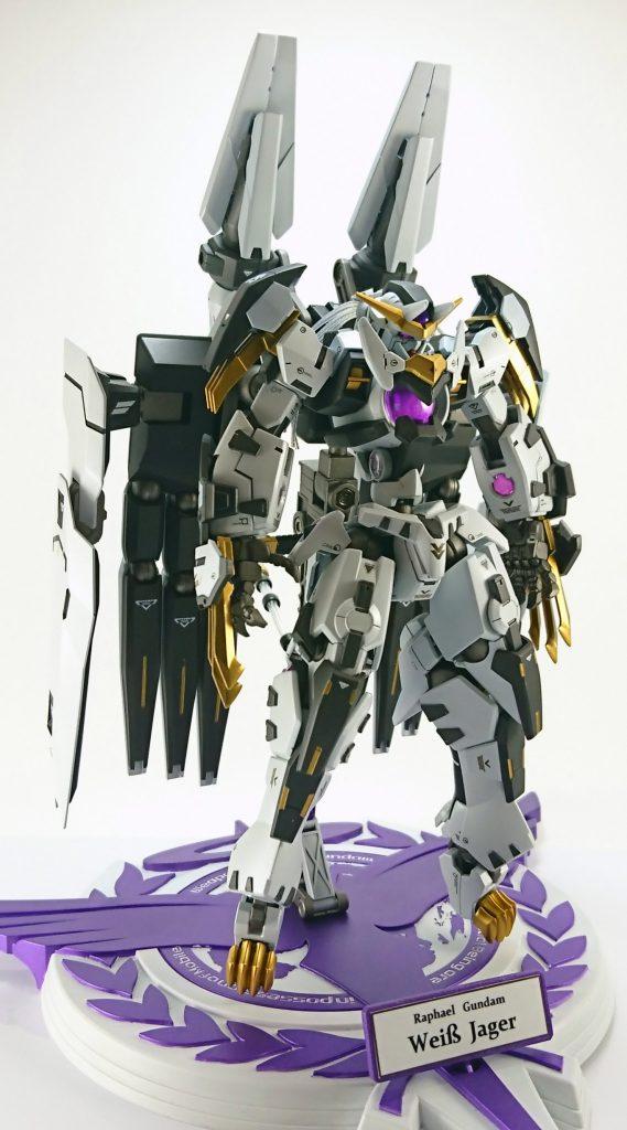 Raphael Gundam Weiß Jager