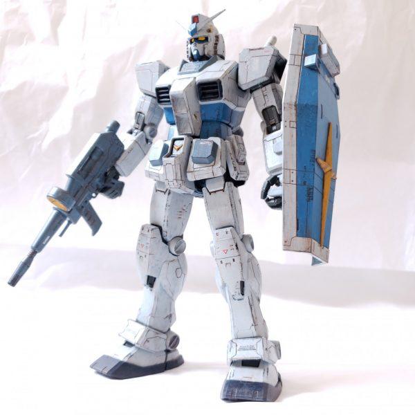 RX-78-3 Gundam G3 (Ver. O.Y.W. 0079)