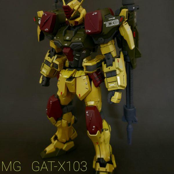GAT-X103  BUSTER GANDAM