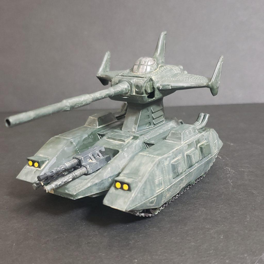 ジオン軍地上攻撃用重戦車