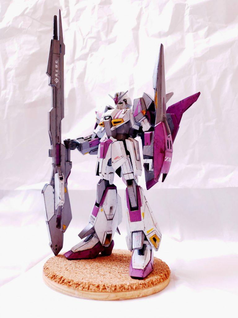 MSZ-006-3A Zeta Gundam 3A Type