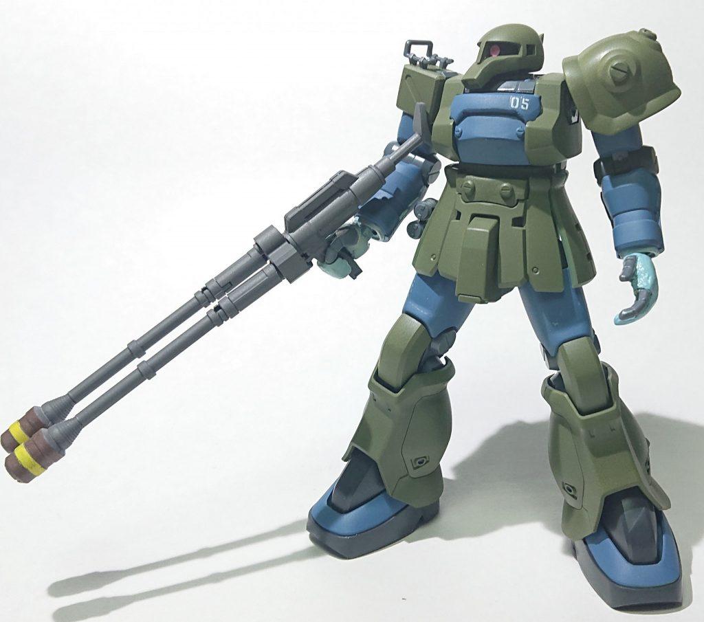 ザクⅠ コロニー制圧戦仕様 (U.C.0083 ver.)