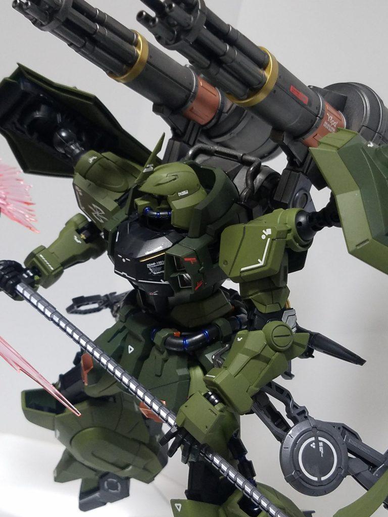 ZGMF-1001/K スラッシュザクファントム