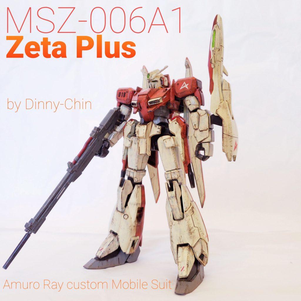 Zeta Plus A1 (Amuro Ray use)