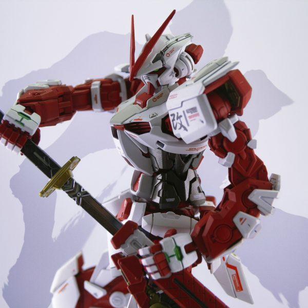 Painted MG Astray Red Frame