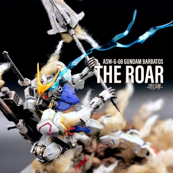 THE ROAR -咆哮-   BARBATOS.