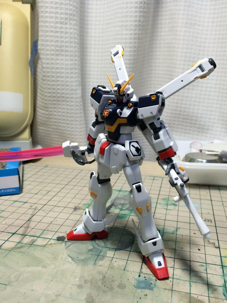 HGUCクロスボーンガンダムX-1