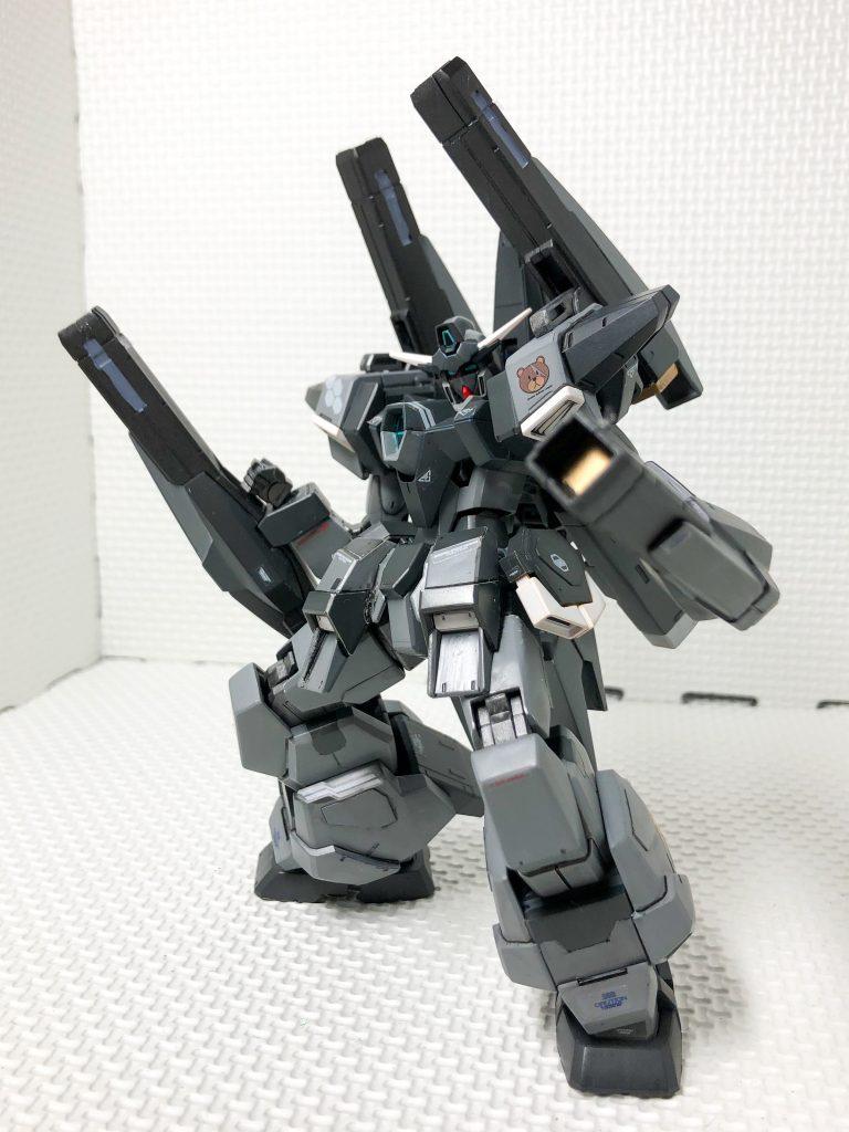 ガンダムAGE3フォートレス 実戦配備型