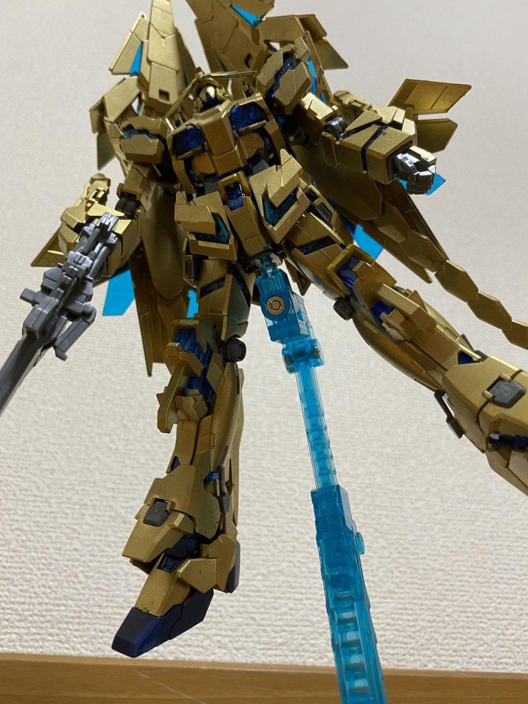 R X-0 ユニコーンガンダム3号機フェネクス(デストロイモード)