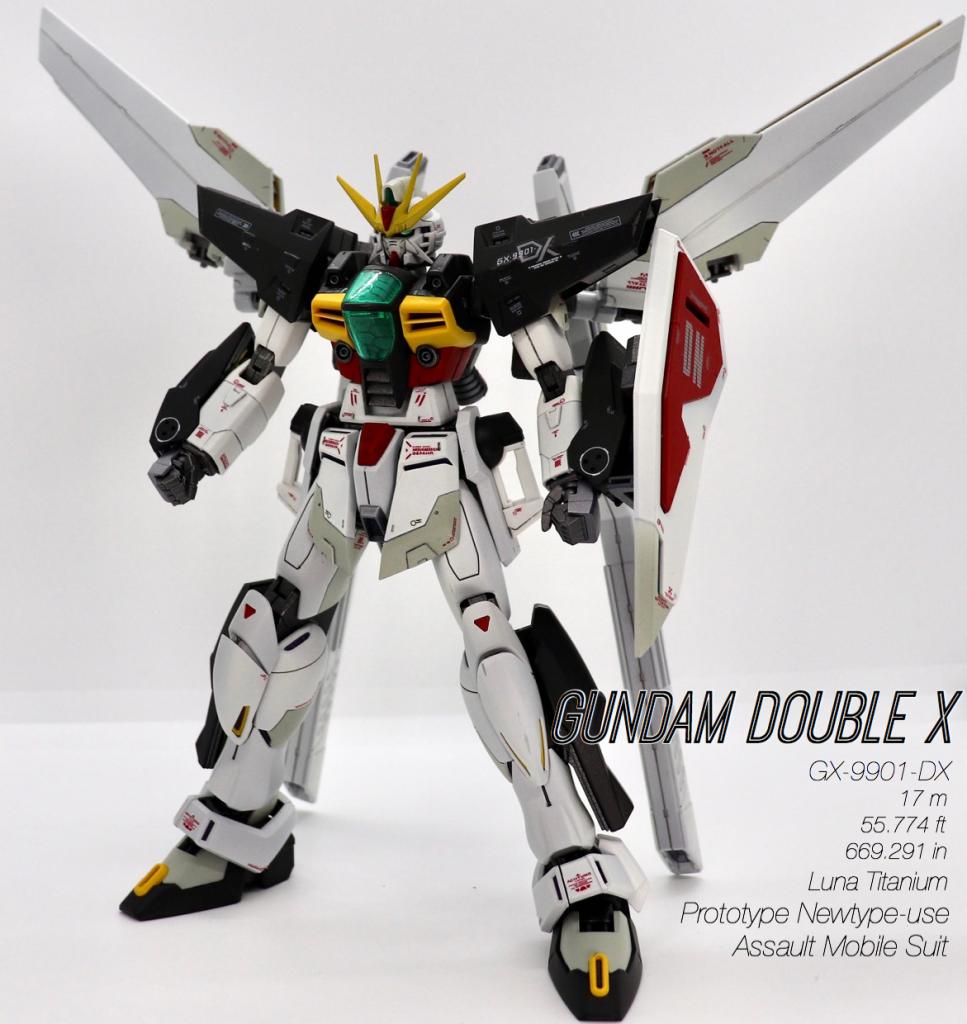 GX-9901-DX ガンダムダブルエックス