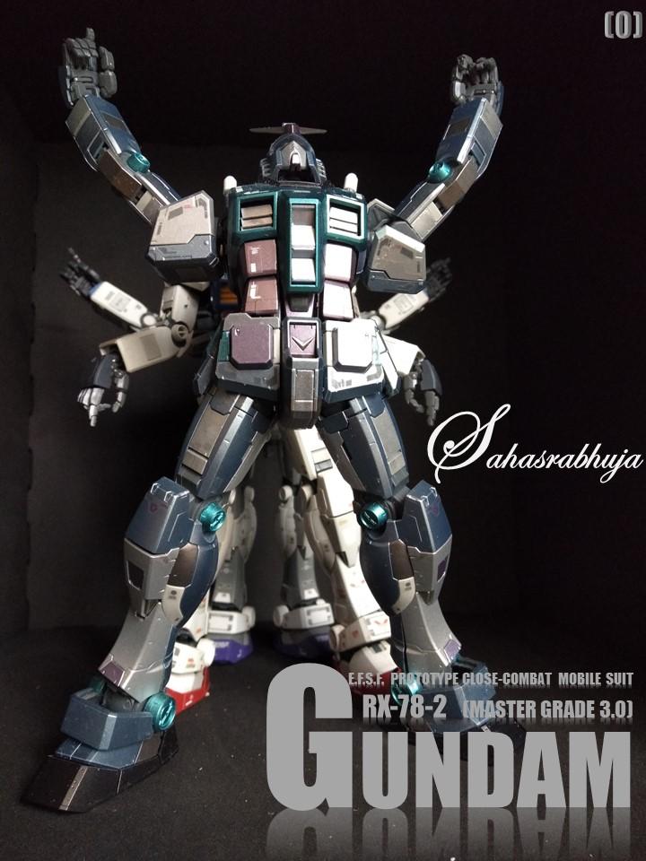 RX-78-2 GUMDAM_Ver3.0 No4