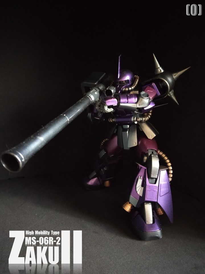 MS-06R-2 ZAKU II No2