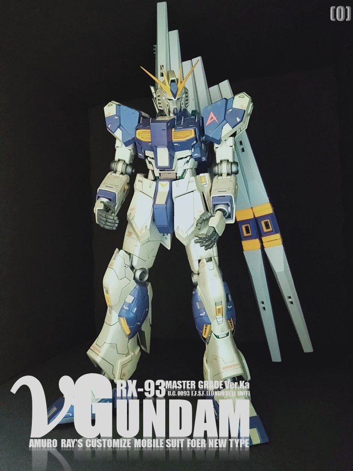 RX-93 νGUNDAM No1