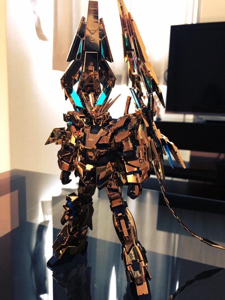 RX-0 UNICORN GUNDAM 03 PHENEX [DESTROY MODE][NARRATIVE Ver.][GOLD COATING]