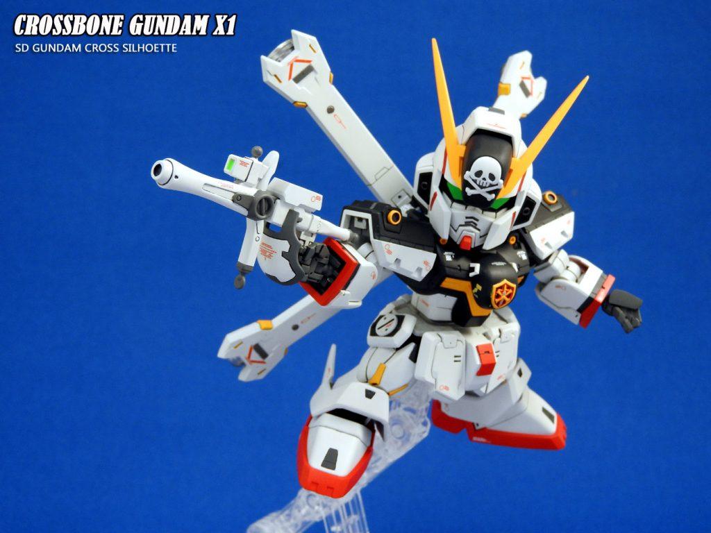SD クロスボーンガンダム X1