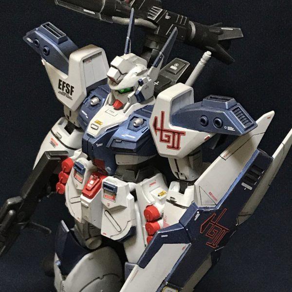 1/100 RGM-111 HARDYGUN