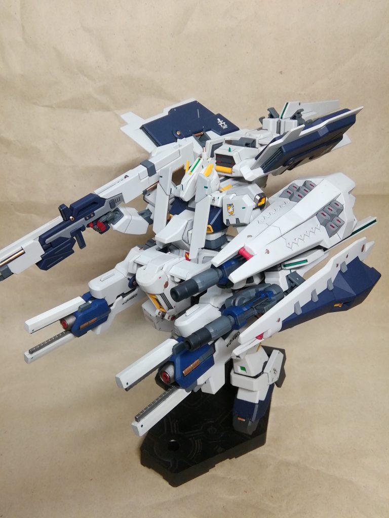 TR-1 ヘイズル・ラー(第二形態)