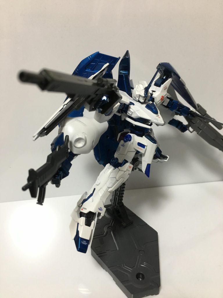 ブルーローズガンダム(Blue Rose Gundam)