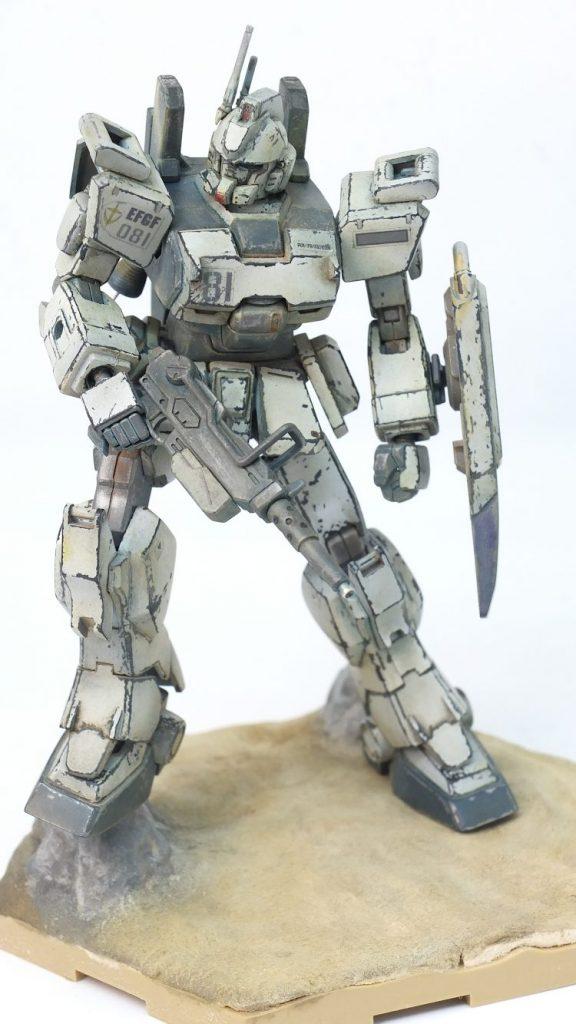 HGUC  ガンダム EZ-8
