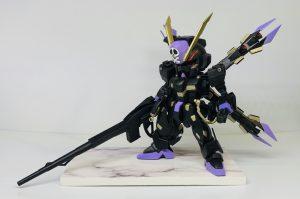 仮想SDCS クロスボーンガンダムX2改