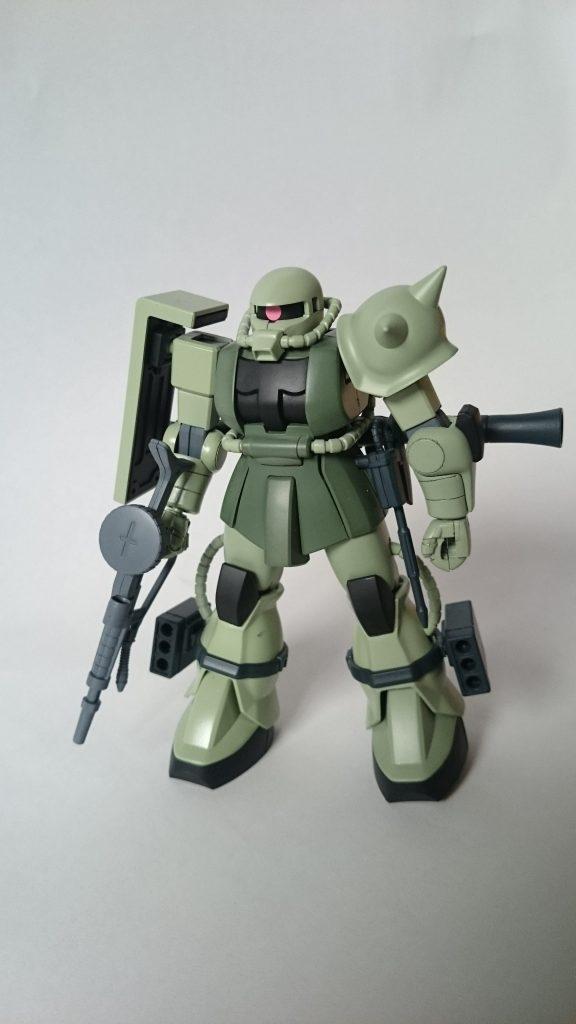 量産型ザクⅡ