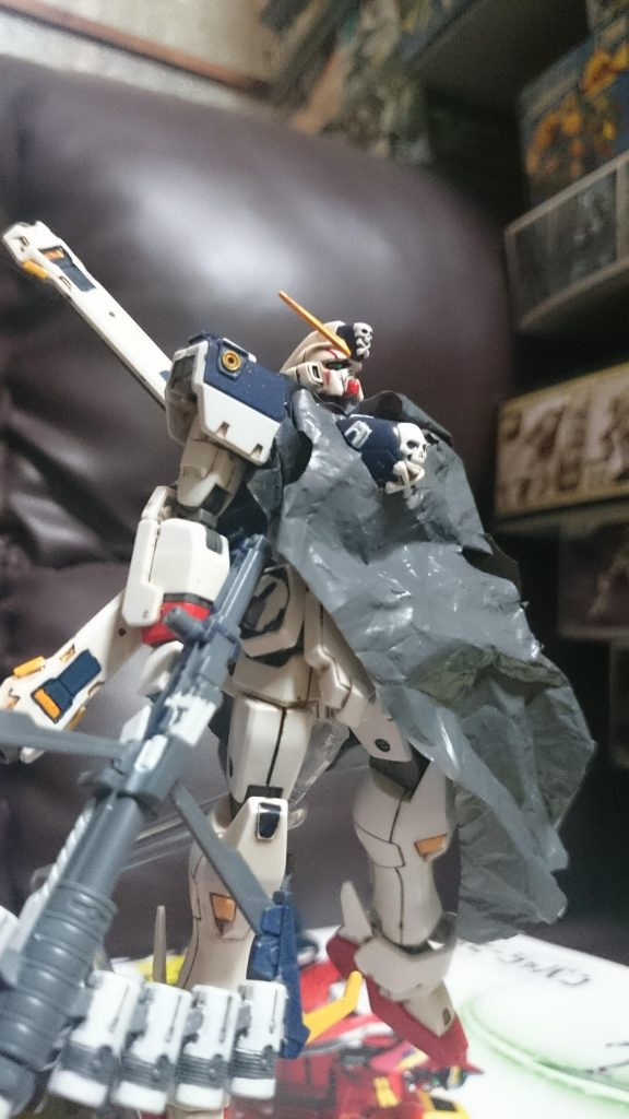 HGUC スカルハート-X1フルクロス