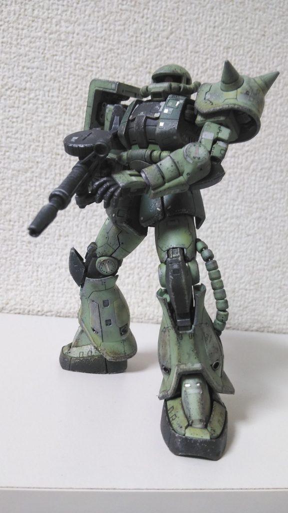 RG ザクⅡ