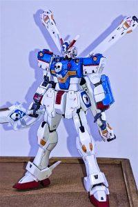 RG クロスボーンガンダムX-3