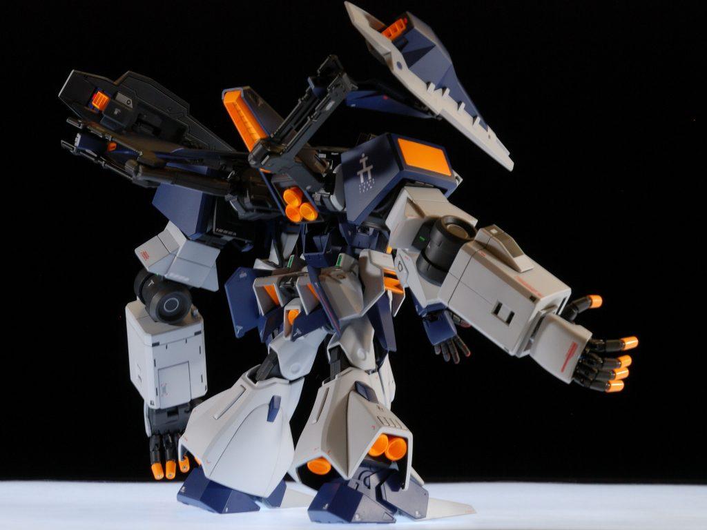 ギャプランTR-5[フライルー]ギガンティック・アーム・ユニット