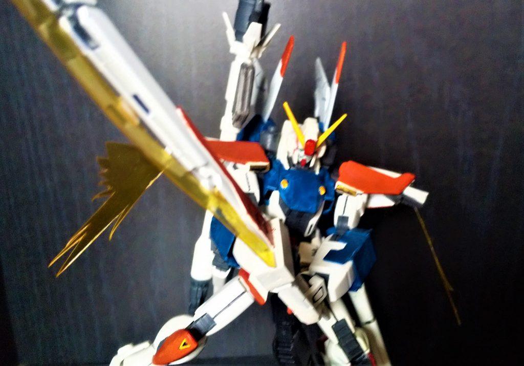 F9X-Ⅱ GUNDAM Hi-Mirage