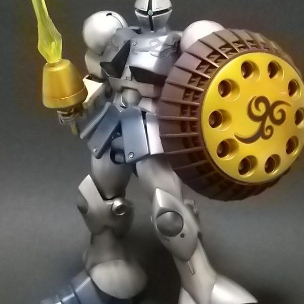 MS-15ギャン(初代HGUC)