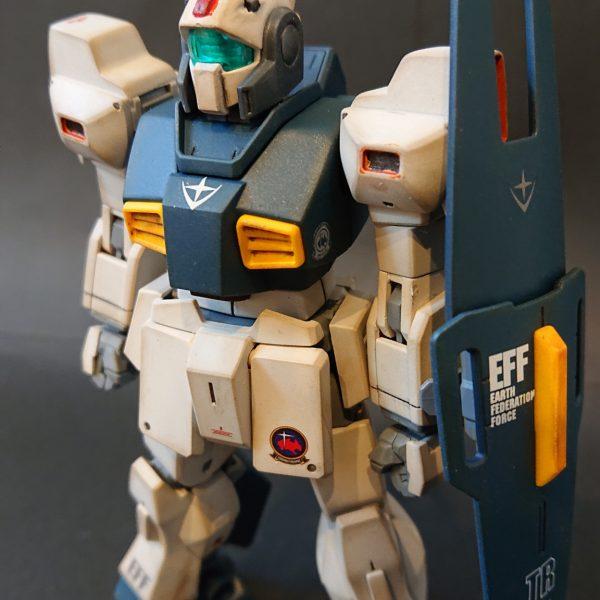 MSA-003  ネモ(ユニコーンデザートver)