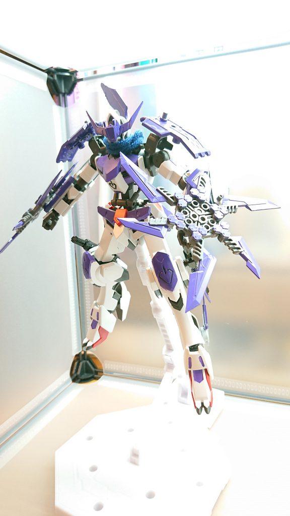バルバトス紫電