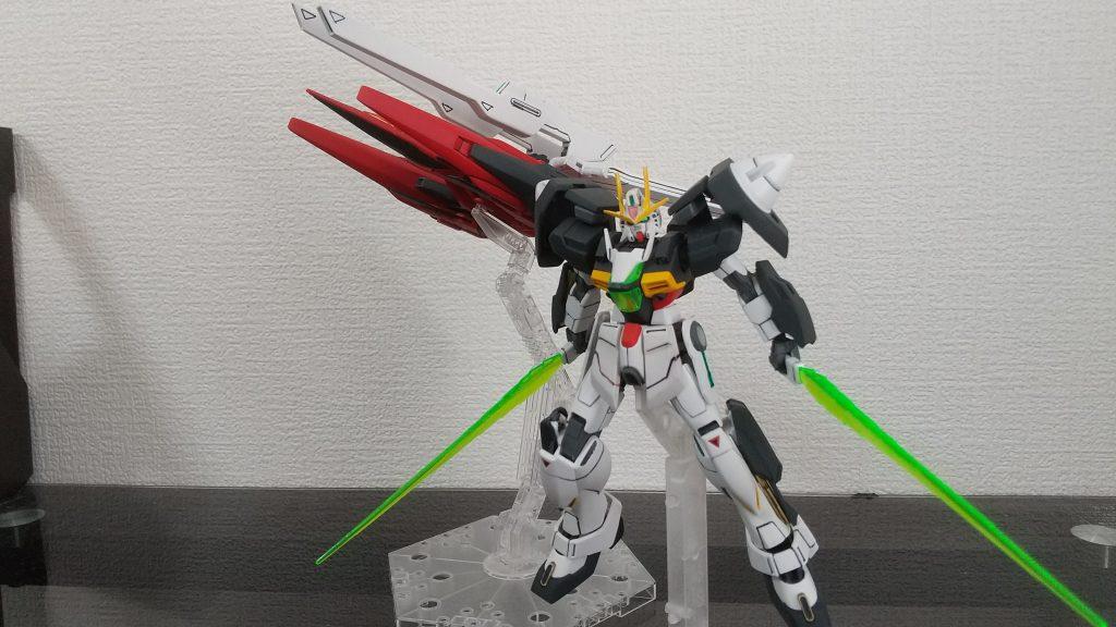 ガンダムXX&GNファルコン