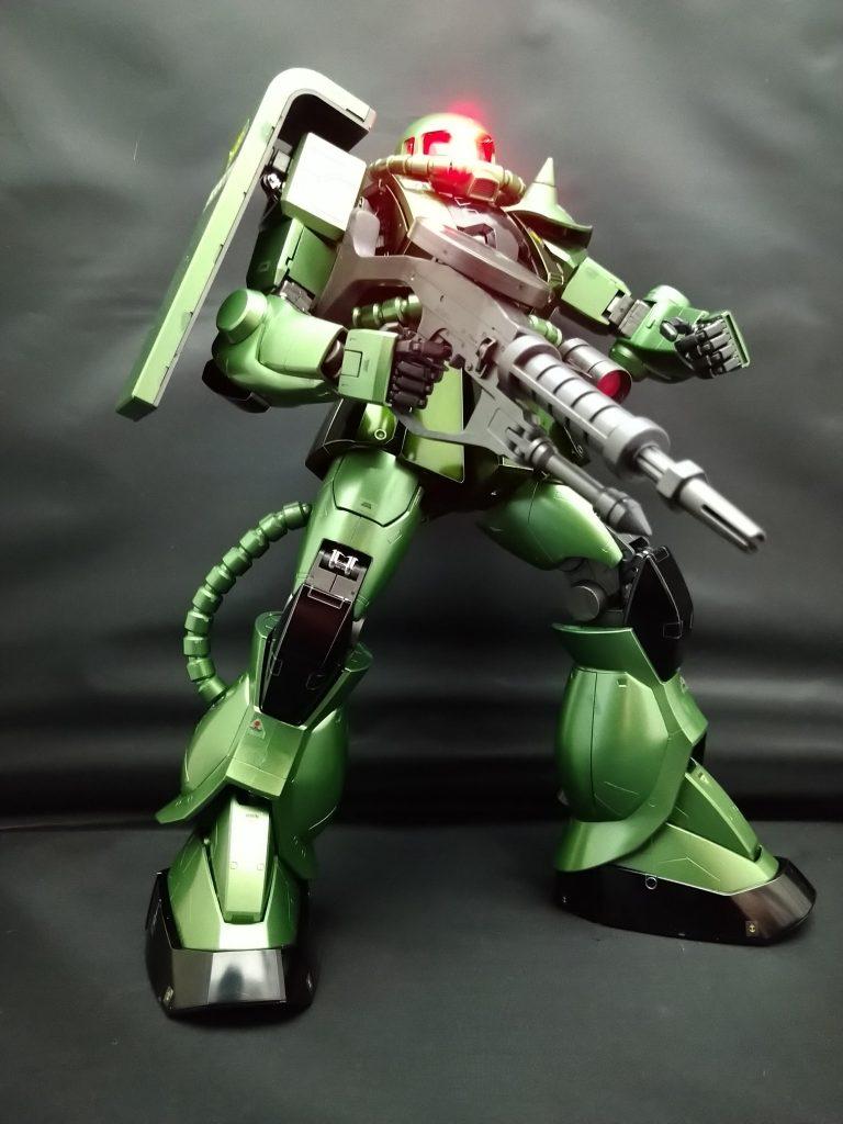 PGザクⅡ F型【エクストラフィニッシュ】