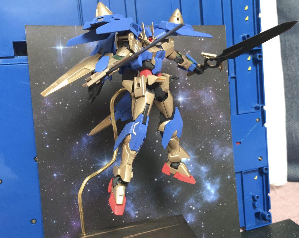 OO swordガンダム(modeling son)