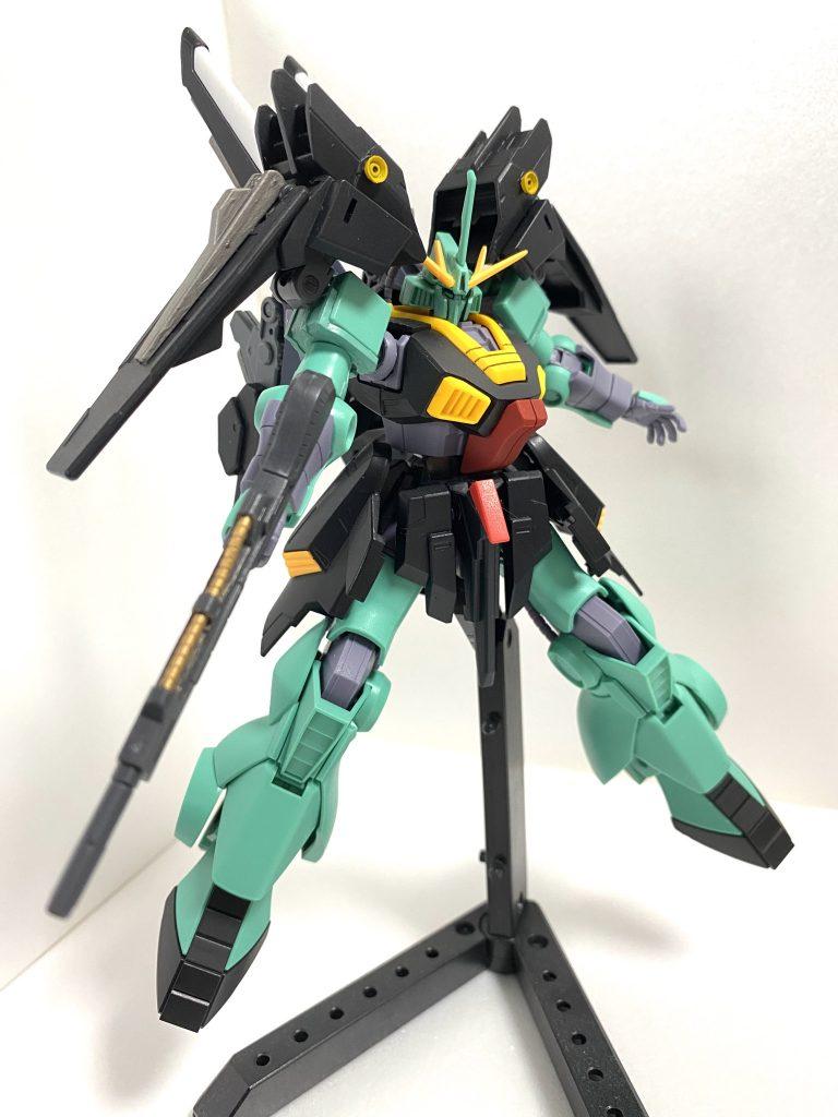 リガディ(Refine・GUNDAM_Face・DIJEH)