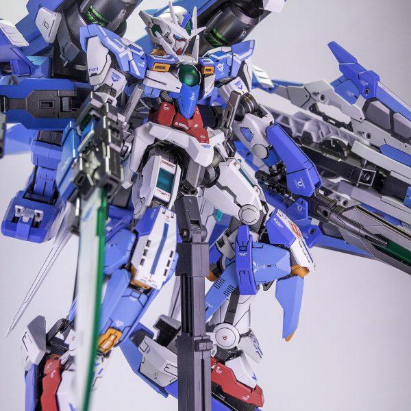 Gundam 00Qan[T] Sword + GN Arms Condensed Type S