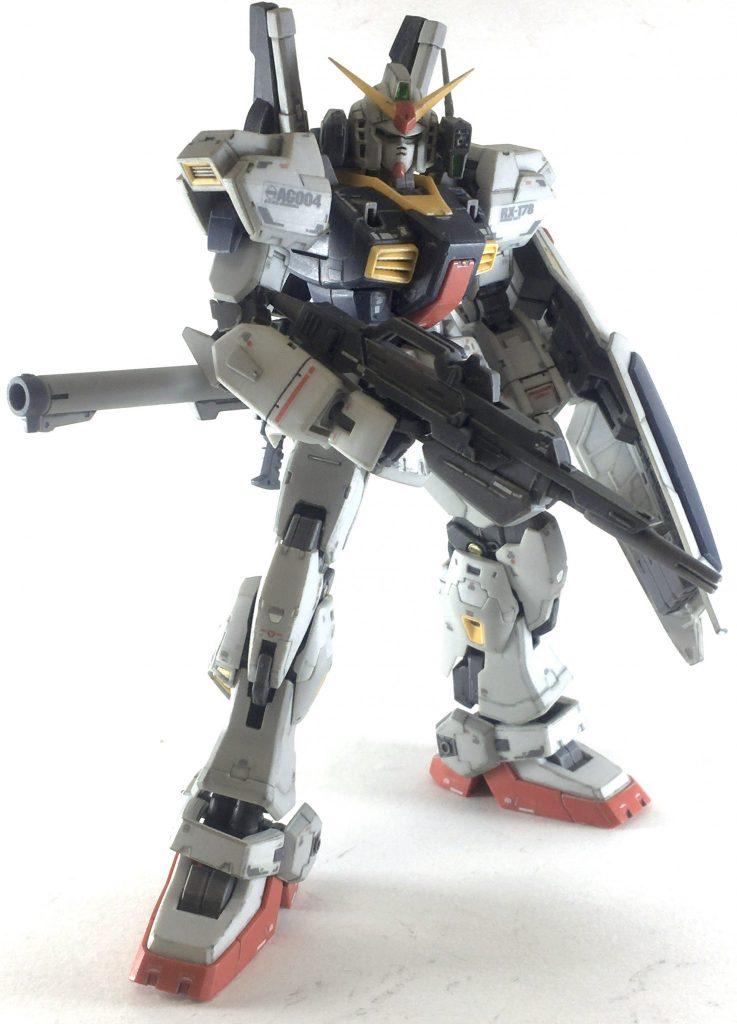 RG ガンダムMk-II