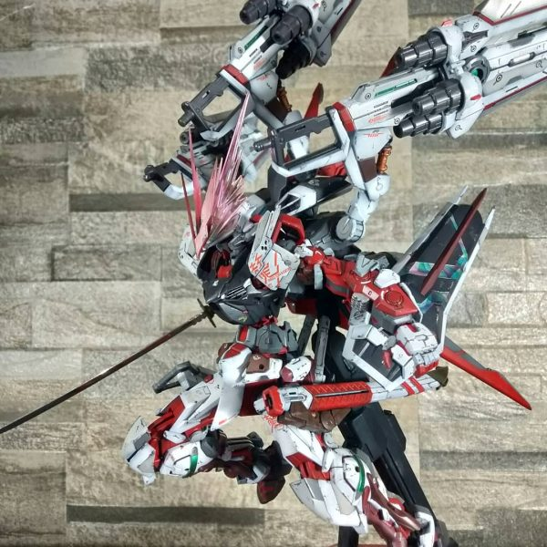 Astray Red Dragon