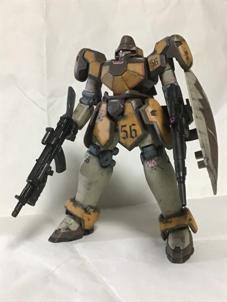 マグアナック(K社ライフル装備)
