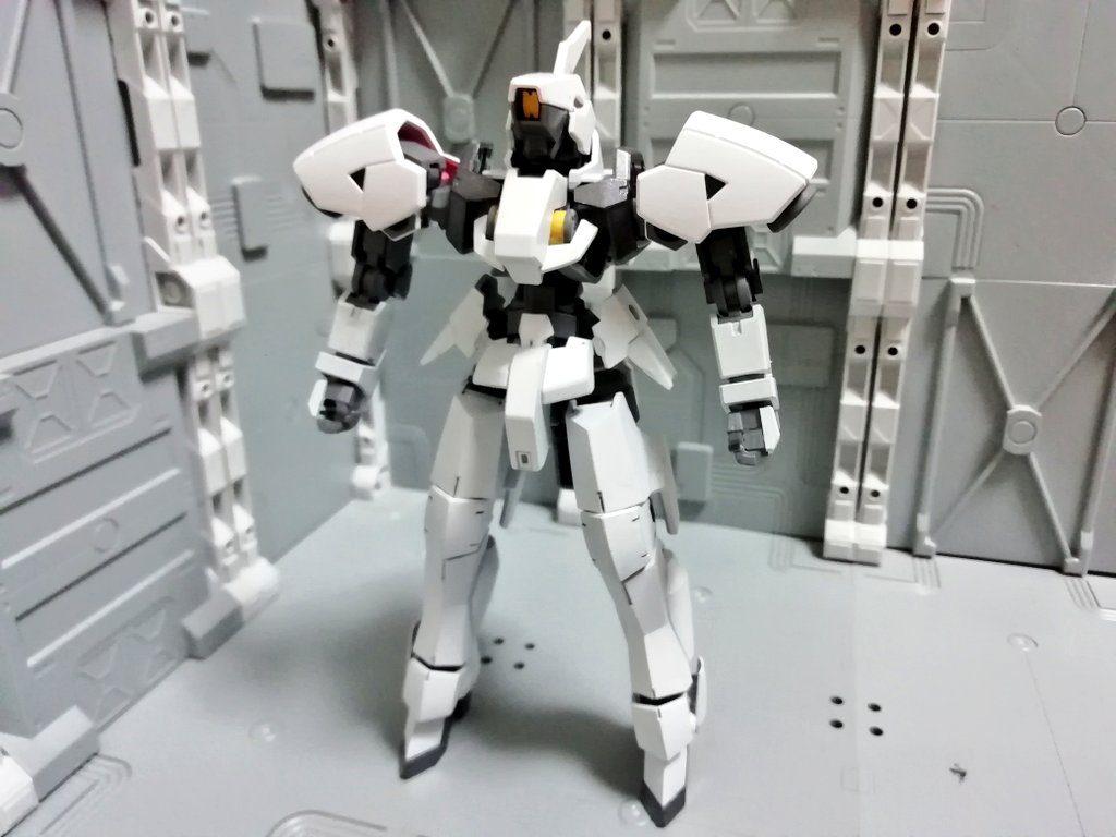 グレイズ改弐・設定集アナザーカラー